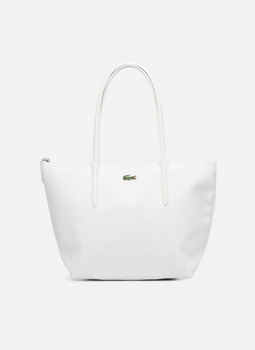 Sacs à main Lacoste S SHOPPING BAG Blanc vue détail/paire
